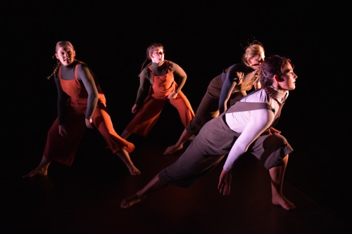 LO:CUS Dance Theatre Picture: courtesy Hull Dance